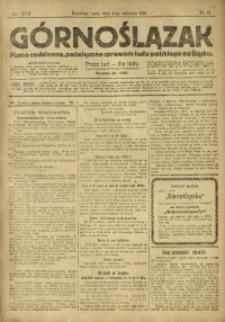 Górnoślązak, 1918, R. 17, Nr. 76