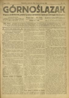 Górnoślązak, 1918, R. 17, Nr. 86
