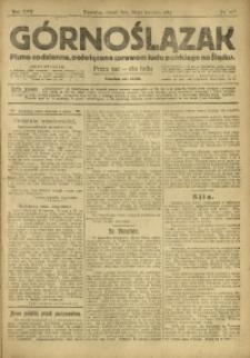 Górnoślązak, 1918, R. 17, Nr. 96