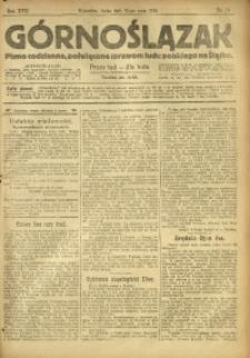 Górnoślązak, 1918, R. 17, Nr. 111