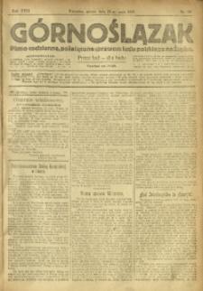 Górnoślązak, 1918, R. 17, Nr. 119