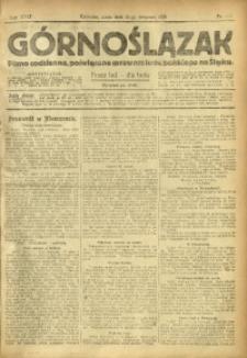 Górnoślązak, 1918, R. 17, Nr. 263