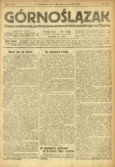 Górnoślązak, 1918, R. 17, Nr. 274