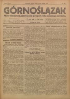 Górnoślązak, 1919, R. 18, Nr. 64