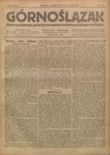 Górnoślązak, 1919, R. 18, Nr. 75