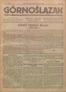 Górnoślązak, 1919, R. 18, Nr. 100