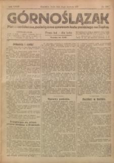 Górnoślązak, 1919, R. 18, Nr. 130