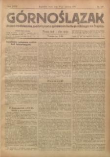 Górnoślązak, 1919, R. 18, Nr. 136