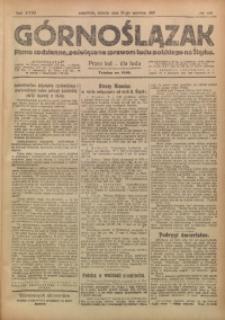 Górnoślązak, 1919, R. 18, Nr. 138