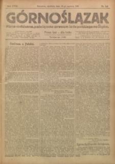 Górnoślązak, 1919, R. 18, Nr. 145