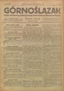 Górnoślązak, 1919, R. 18, Nr. 166
