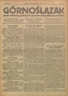 Górnoślązak, 1919, R. 18, Nr. 168