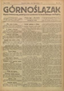 Górnoślązak, 1919, R. 18, Nr. 172