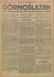 Górnoślązak, 1919, R. 18, Nr. 193