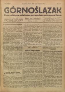 Górnoślązak, 1919, R. 18, Nr. 204