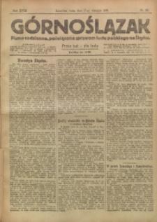 Górnoślązak, 1919, R. 18, Nr. 211