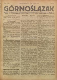 Górnoślązak, 1919, R. 18, Nr. 214