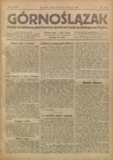 Górnoślązak, 1919, R. 18, Nr. 217
