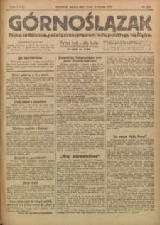 Górnoślązak, 1919, R. 18, Nr. 261