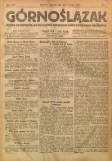 Górnoślązak, 1920, R. 14, Nr. 3