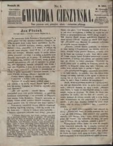 Gwiazdka Cieszyńska, 1865, Nry 1-52