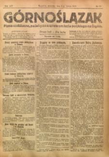 Górnoślązak, 1920, R. 14, Nr. 28