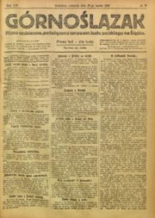 Górnoślązak, 1920, R. 14, Nr. 70