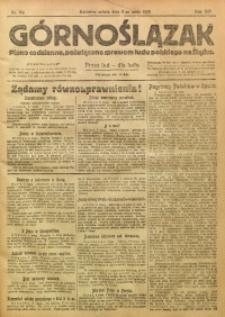 Górnoślązak, 1920, R. 14, Nr. 104
