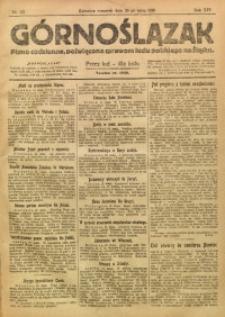Górnoślązak, 1920, R. 14, Nr. 113