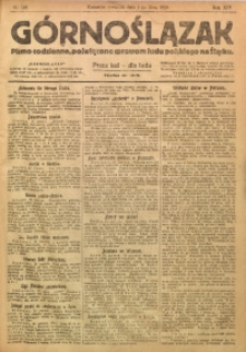 Górnoślązak, 1920, R. 14, Nr. 146