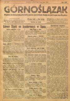 Górnoślązak, 1920, R. 14, Nr. 148