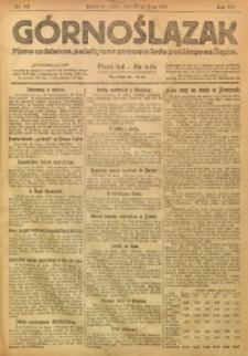 Górnoślązak, 1920, R. 14, Nr. 162