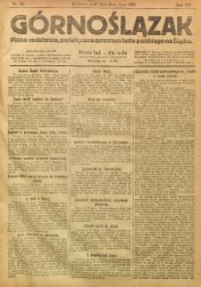 Górnoślązak, 1920, R. 14, Nr. 163