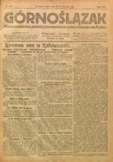 Górnoślązak, 1920, R. 14, Nr. 189