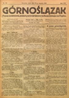 Górnoślązak, 1920, R. 14, Nr. 217