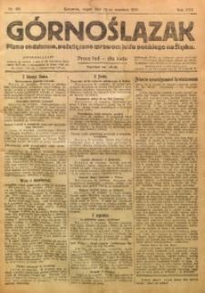 Górnoślązak, 1920, R. 14, Nr. 219