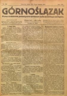 Górnoślązak, 1920, R. 14, Nr. 220