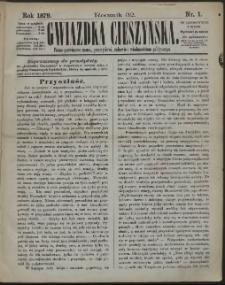 Gwiazdka Cieszyńska, 1879, Nry 1-52