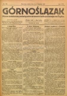 Górnoślązak, 1920, R. 14, Nr. 255