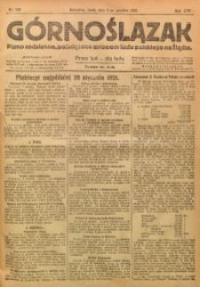 Górnoślązak, 1920, R. 14, Nr. 280