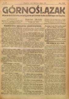 Górnoślązak, 1921, R. 17, Nr. 26