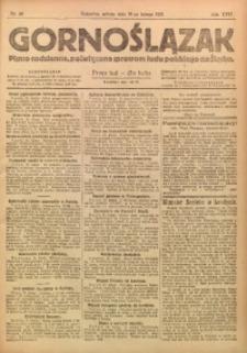 Górnoślązak, 1921, R. 17, Nr. 40