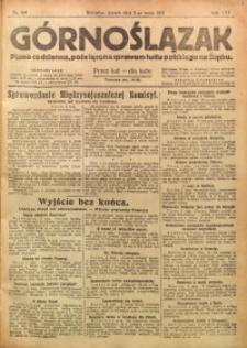 Górnoślązak, 1921, R. 17, Nr. 100