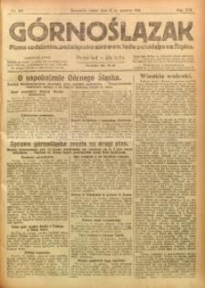 Górnoślązak, 1921, R. 17, Nr. 136
