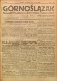 Górnoślązak, 1921, R. 17, Nr. 139