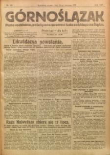Górnoślązak, 1921, R. 17, Nr. 145