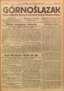 Górnoślązak, 1921, R. 17, Nr. 162