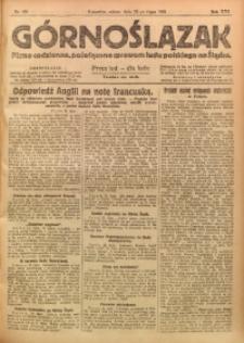 Górnoślązak, 1921, R. 17, Nr. 166
