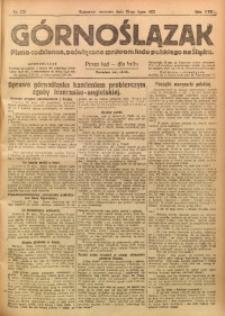 Górnoślązak, 1921, R. 17, Nr. 173