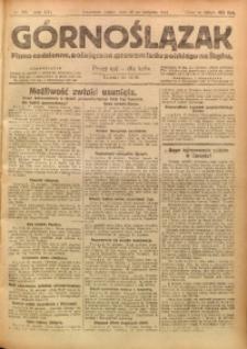 Górnoślązak, 1921, R. 17, Nr. 195